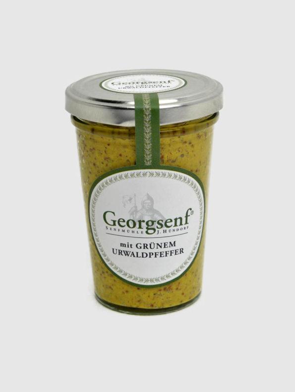 Georgsenf mit grünem Urwaldpfeffer