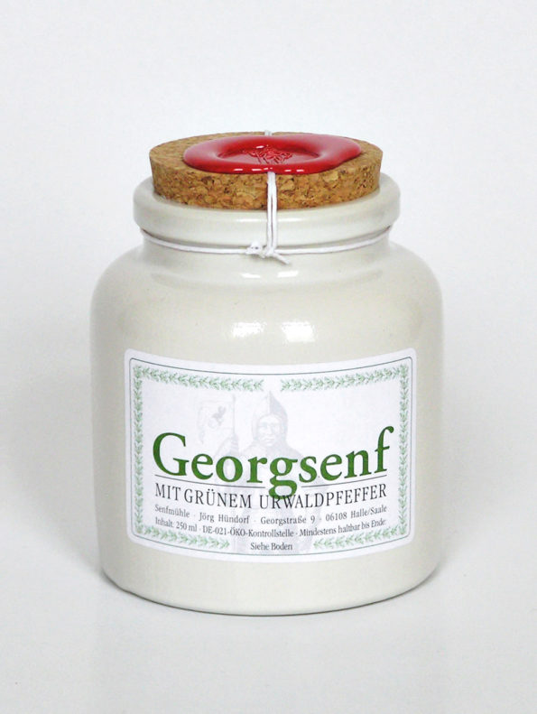 "Georgsenf mit grünem Urwaldpfeffer <span class=""caps"">XL</span>"